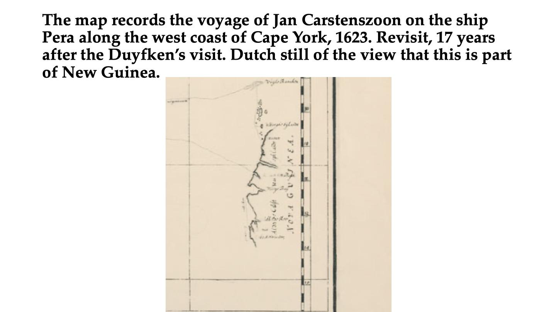 Duyfken Cape York Voyage