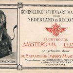 1925-00-00 KLM AMSTERDAM-LONDON 1