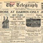 1934-10-29 MELROSE AT DARWIN 1
