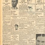 The Telegraph Sydney newspaper reports the fatal crash of De Uiver -1934 page 8