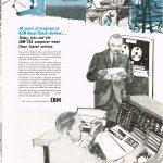IBM advertisement case study KLM - April 1959