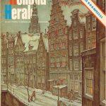 Cover KLM Holland Herald December 1973