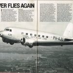 Holland Herald article on De Uiver #1 - 1983