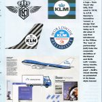 1994-10-00 HOLLAND HERALD INFLIGHT MAG 75th LOGO EVOLUTION