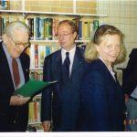 1996-11-00 OPENING ATV LIBRARY JAN BAREMANS CONS GEN ED REITSMA MARIEKE REITSMA ANTON KOOL