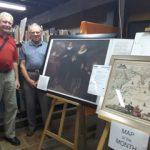 Photo Harke Bosma, Director of the Abel Tasman Museum, Lutje Gast, Groningen, Klaas Woldring DACC