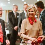 Queen Maxima at Dutch Australian Smart City Summit in Sydney 3-11-2016