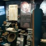 Photo – The shipwreck gallery in the Museum of Geraldon – 2019