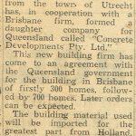 Concrete Developments Pty Ltd Brisbane