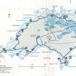 Map Rottnest Island - 2003