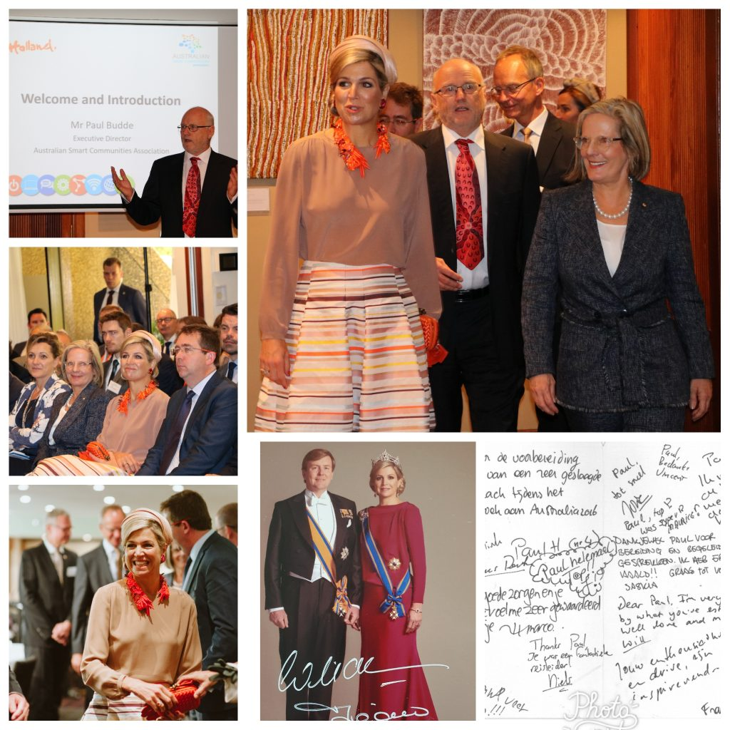 Dutch-Australia Smart City Summit