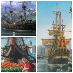 Pictures - Batavia in Sydney Harbour - 2000
