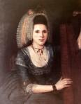 Suzanne Nicolet Gordon, the widow of Colonel Robert Jacob Gordon, commander of the former Dutch garrison Cape of Good Hope
